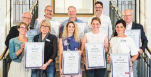 Die Gewinner des Badplanungswettbewerbs 2018