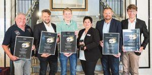 Die Gewinner des Meister der Elemente-Awards 2018