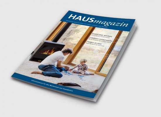 Das neue Hausmagazin der SHK AG.