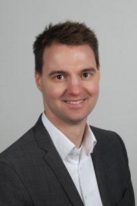Neuer kaufmännische Leiter der SHK AG: Thorsten Renk.