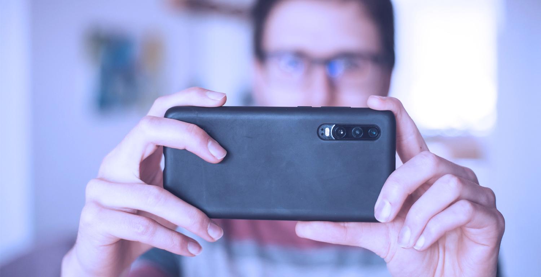 Smartphone Videos Drehen